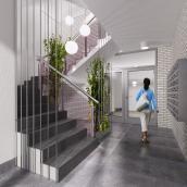 Budynek można postawić raz. Wnętrze wykańczać i aranżować bez końca.
