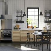 Kuchnia w salonie - serce domu, tam musi się coś dziać…