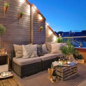 Balkon-taras czy ogródek przydomowy jako pomost do natury…